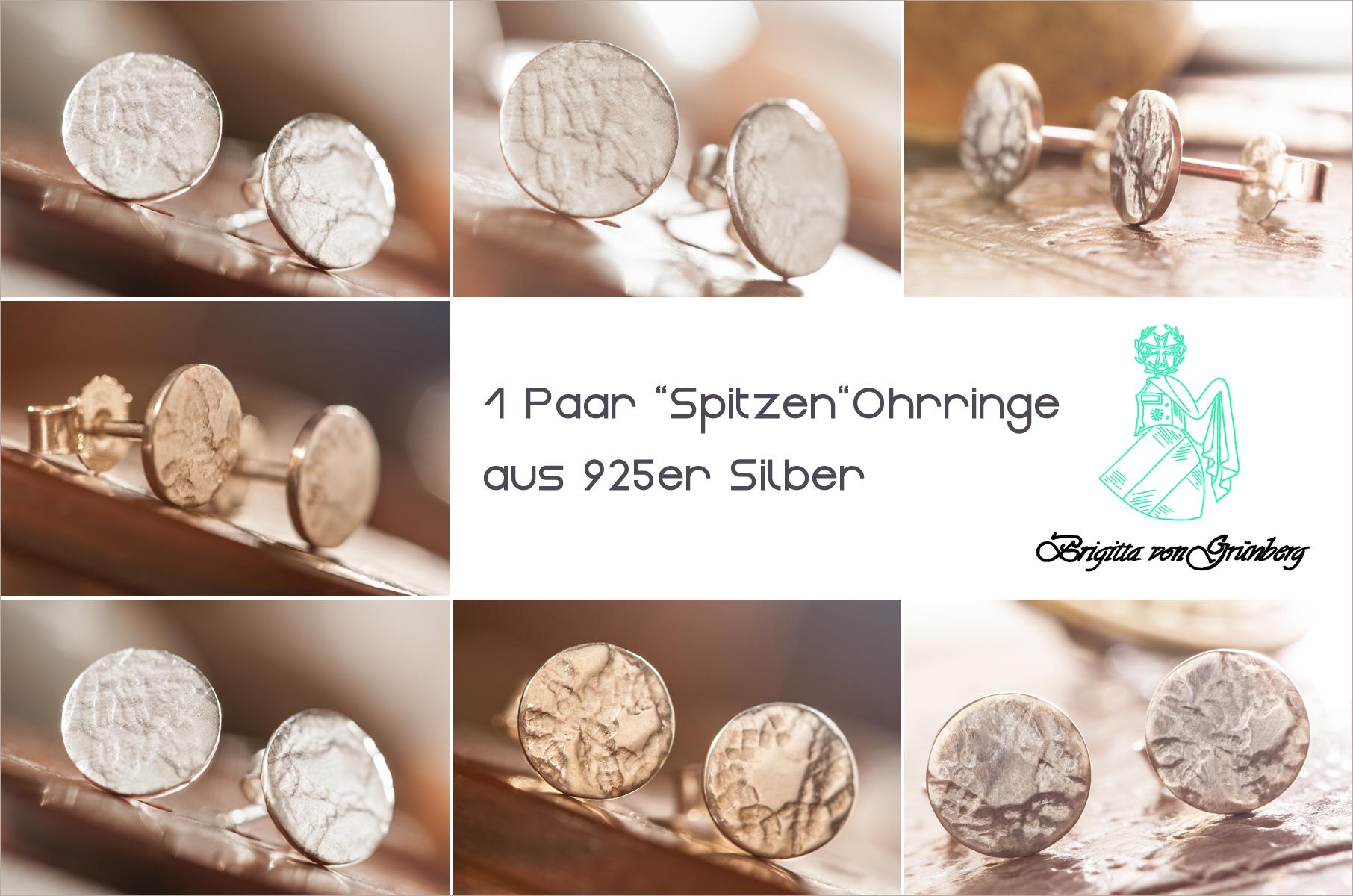 Gewinne 1 Paar Silber-Ohrringe von Brigitta von Grünberg | A Little Fashion | https://www.filizity.com/fashion/alittlefashion-geburtstagssause-giveaway-3