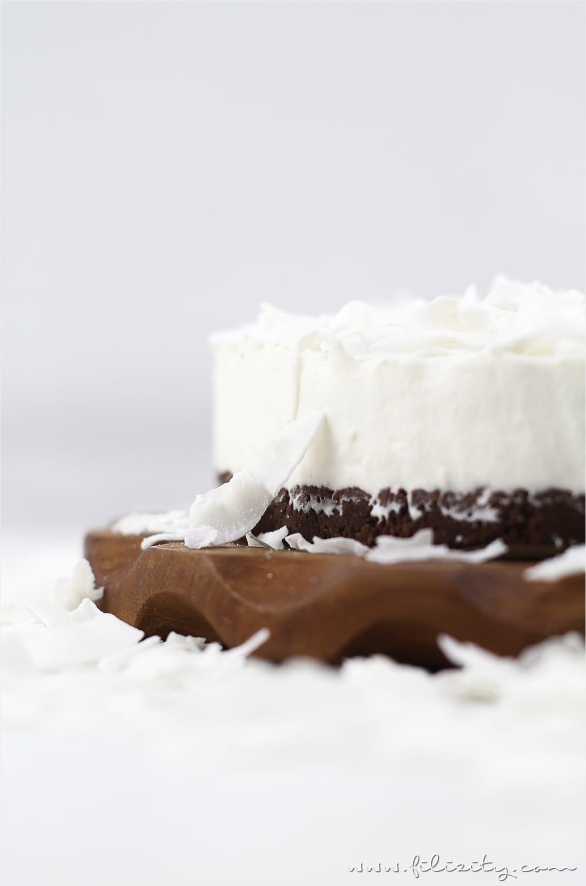 No Bake Kokos Mascarpone Torte Filizity Com