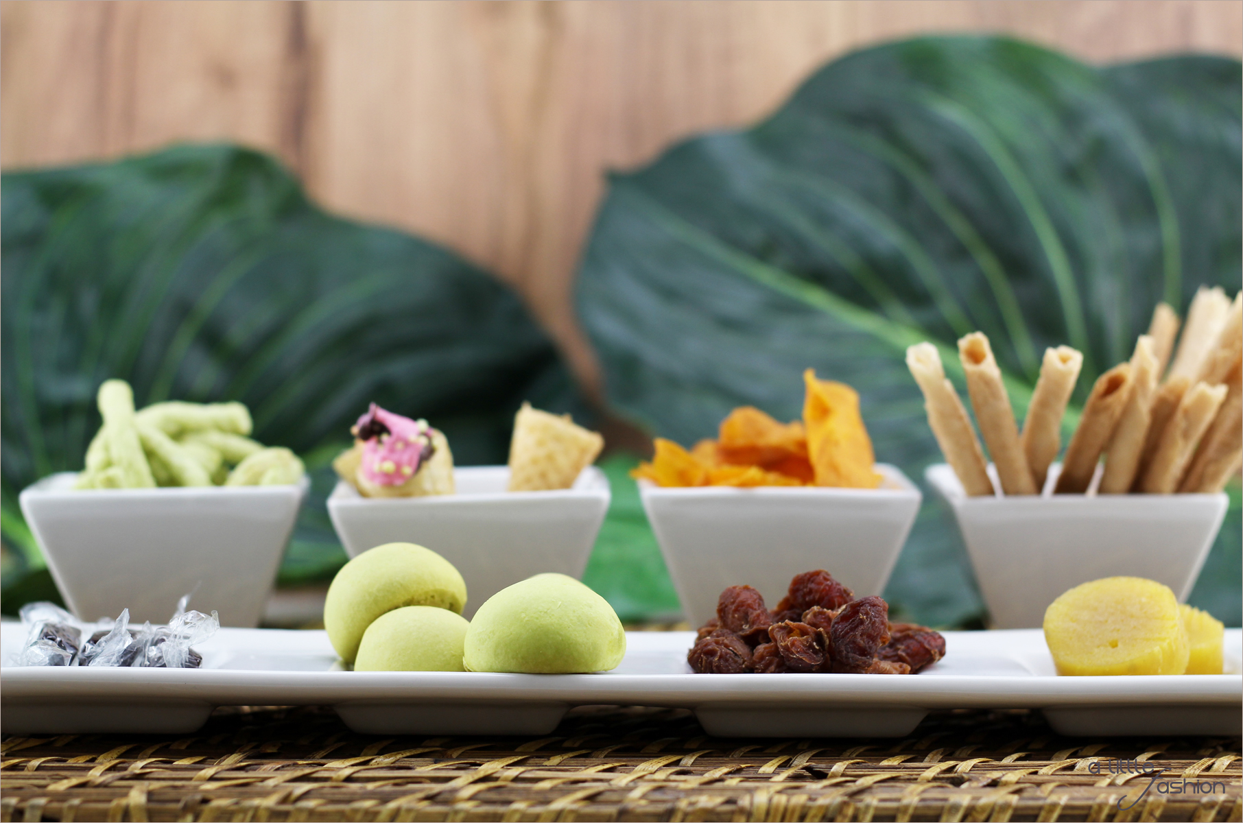 Von Moji und Durian  - Einblicke in Thailands Snack-Kultur  |  A Little Fashion  |  https://www.filizity.com/food/von-moji-und-durian-einblicke-in-thailands-snack-kultur