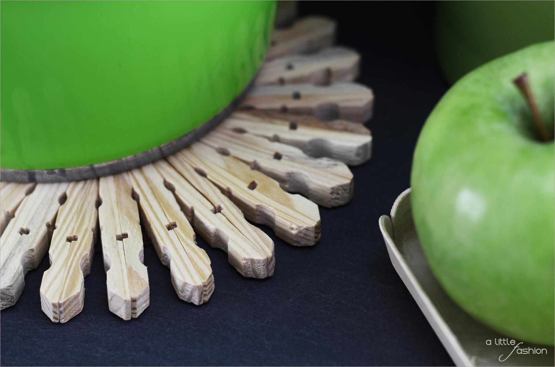 Untersetzer Holz Wäscheklammern ~ Es stimmt schon, Wäscheklammern an sich sind nicht sonderlich