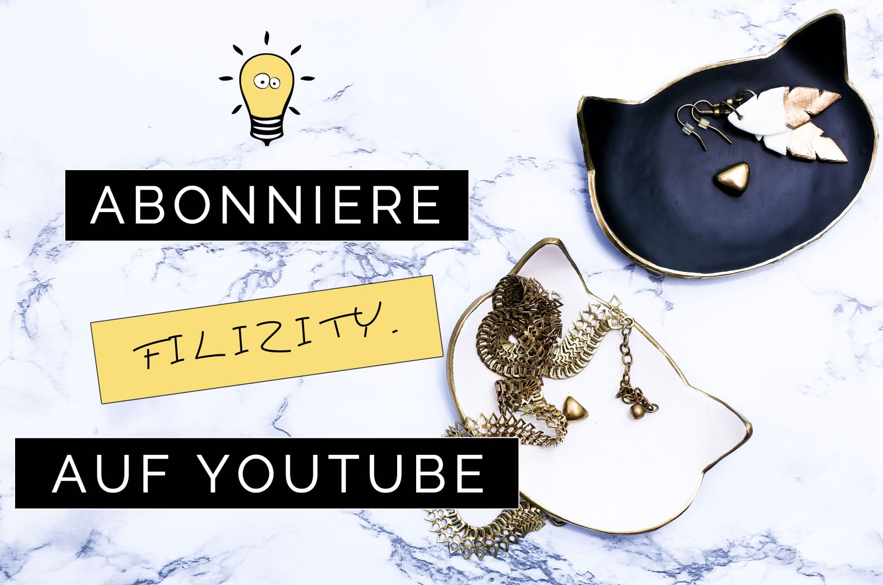 Filizity. auf YouTube | Abonniere meinen YouTube-Channel