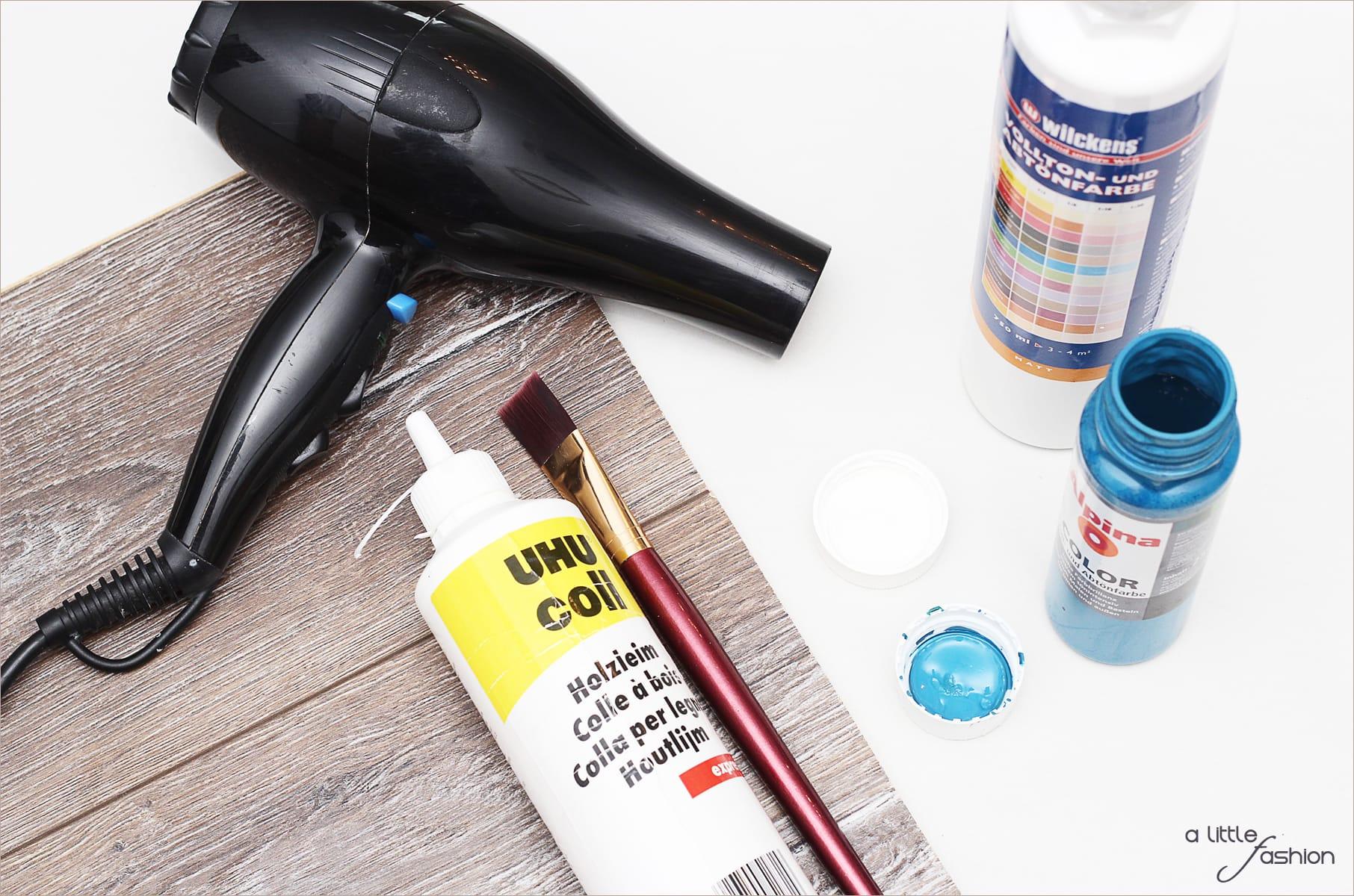 Krakelierlack selber machen | A Little Fashion | https://www.filizity.com/diy/krakelierlack-selber-machen-fotohintergrund-props