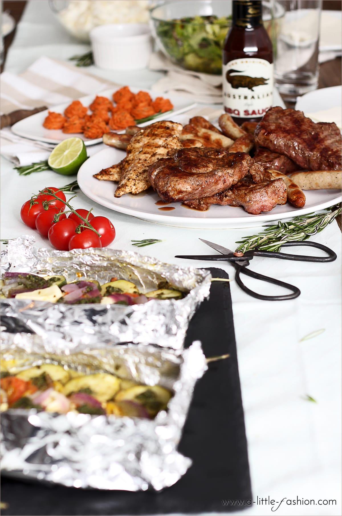Kochzauber Grillbox für das perfekte Grill-Erlebnis