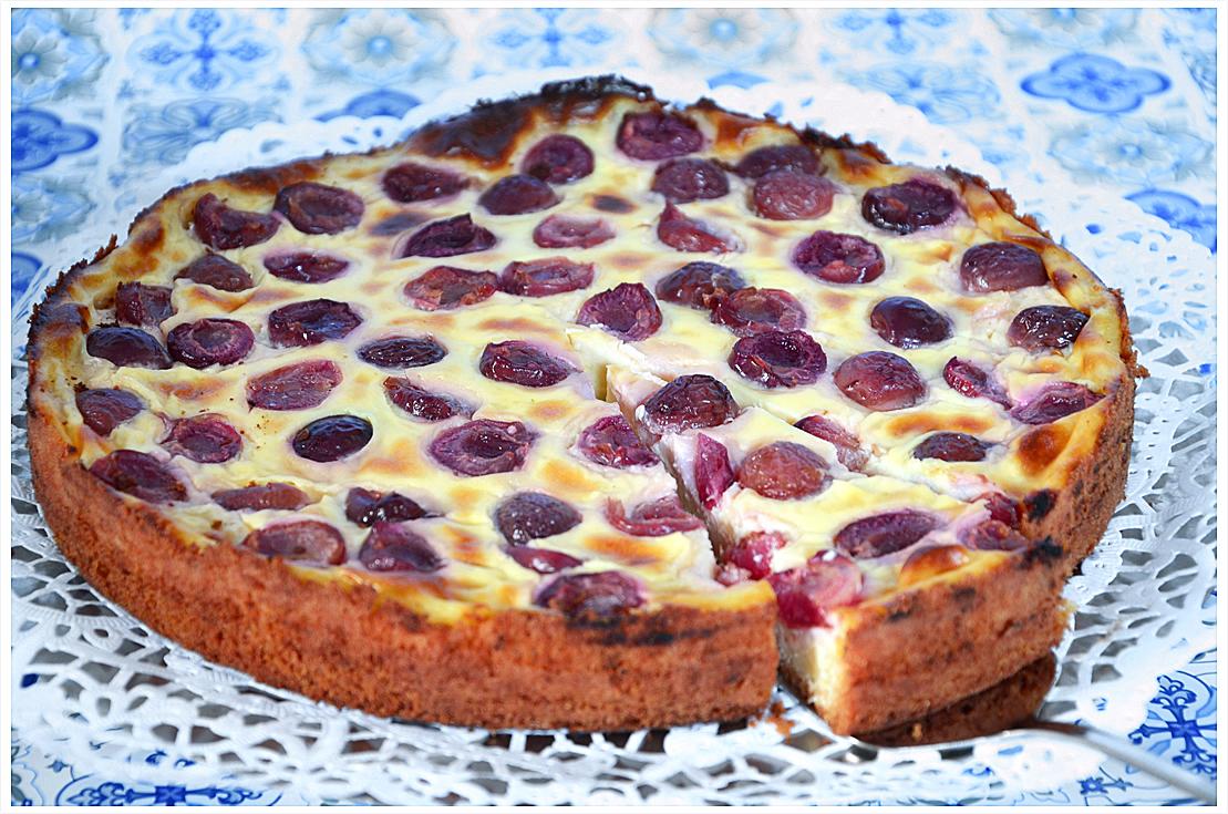 Mmmontags Rezept Kirsch Pudding Kuchen Filizity Com