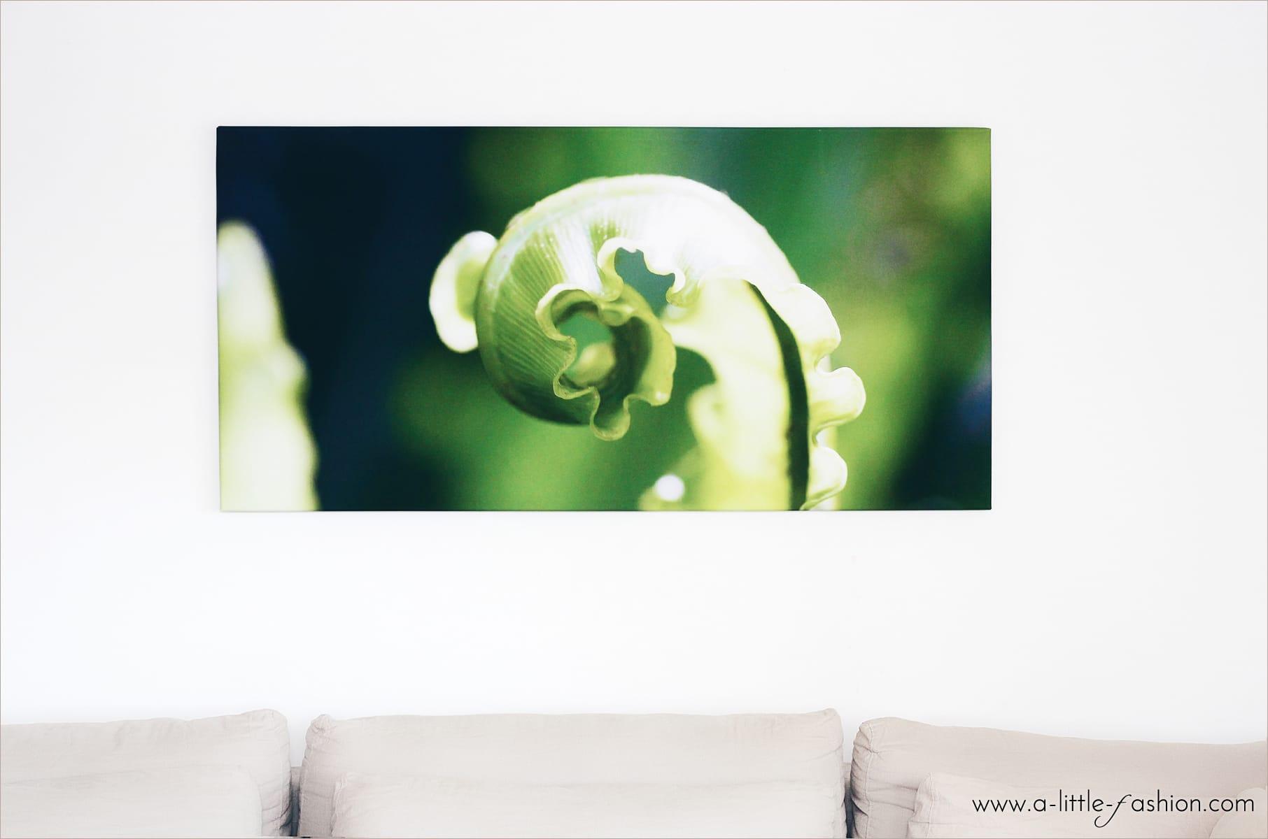 Kunstdruck auf Leinwand von Pixum