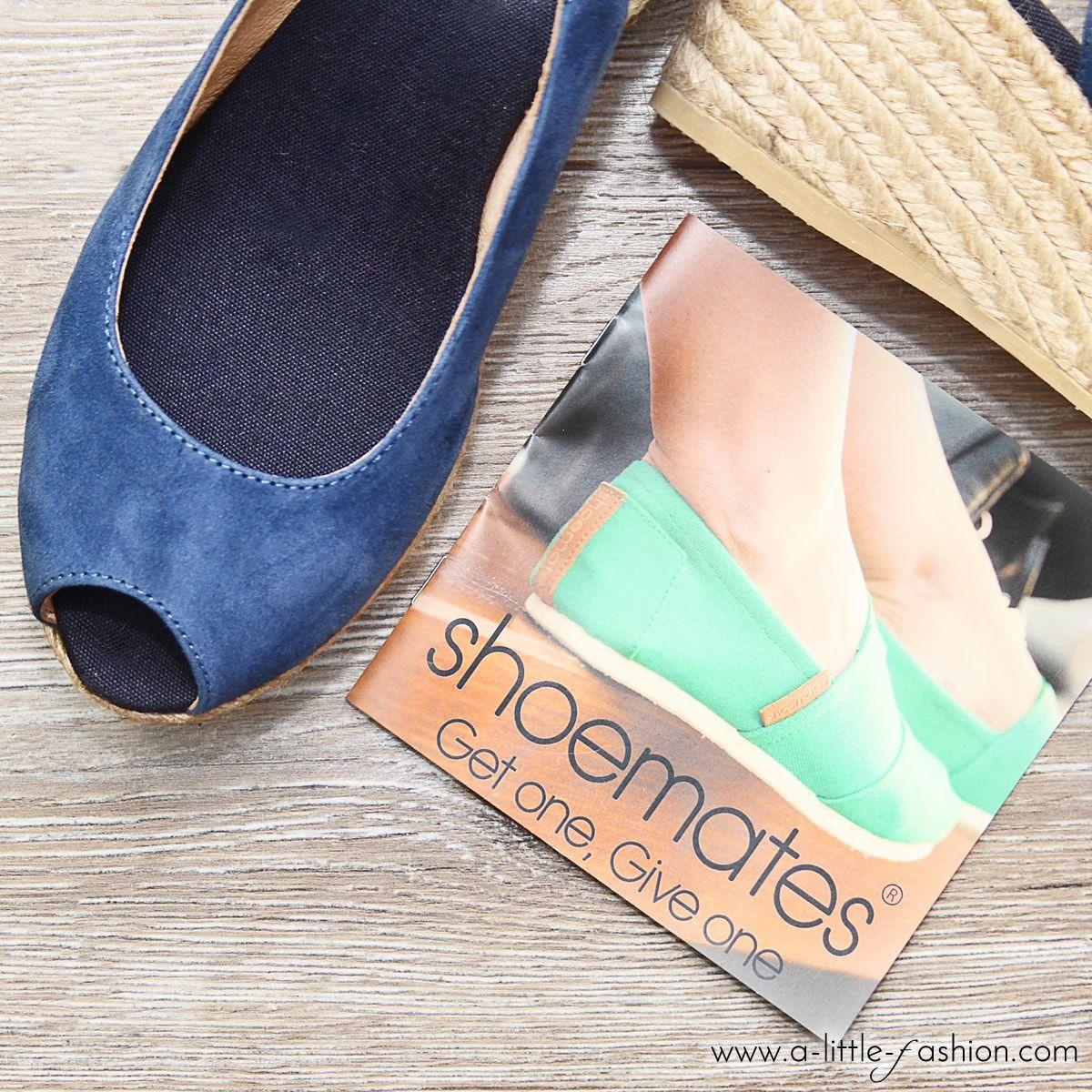 Gewinne ein Paar Sommerschuhe von Shoemates