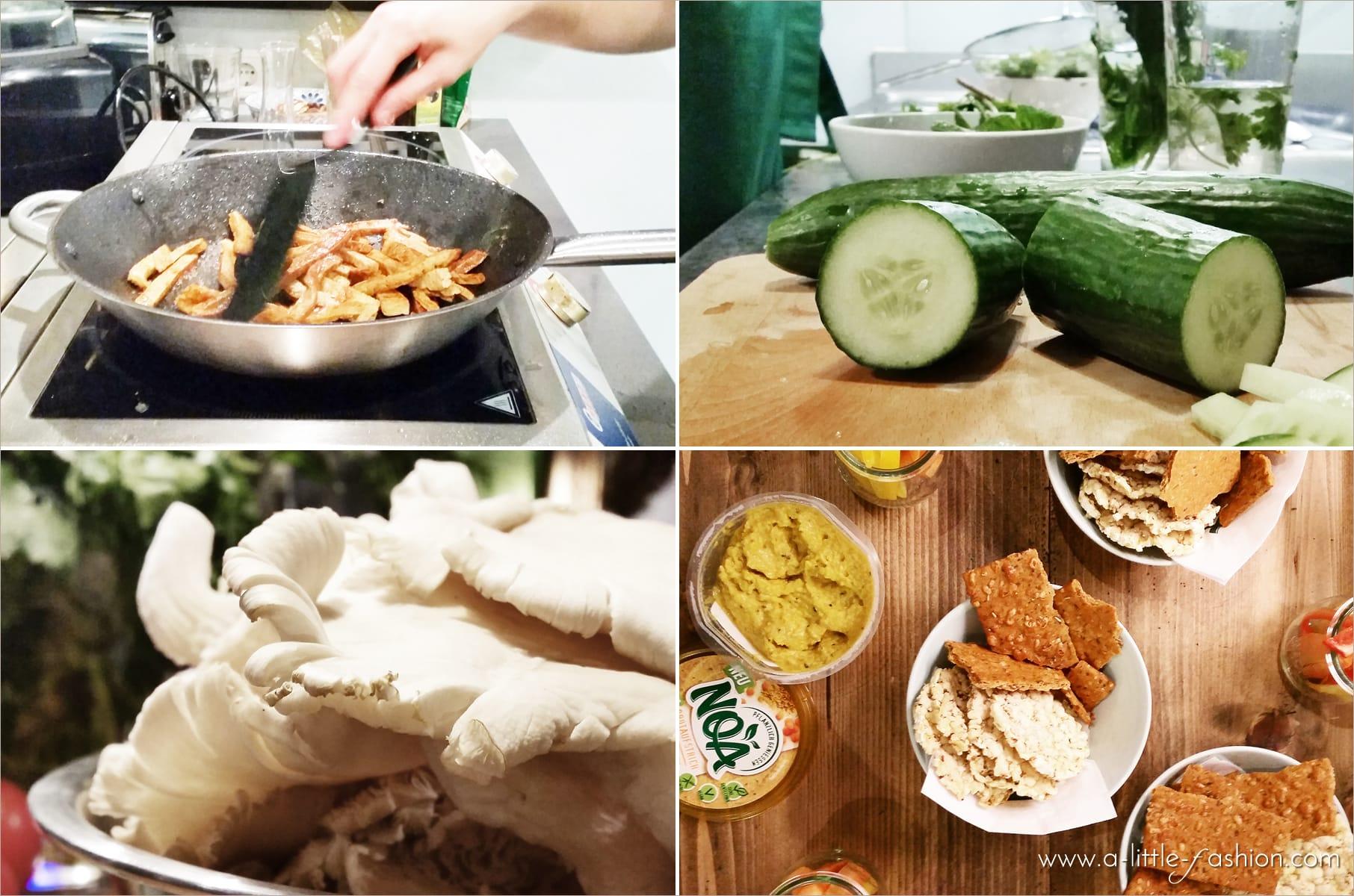 Türkisch-Mexikanischer Fingerfood mit NOA Bohne-Paprika
