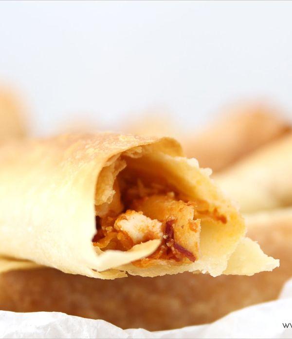 Zigarrenbörek (Sigara Böregi) mit NOA