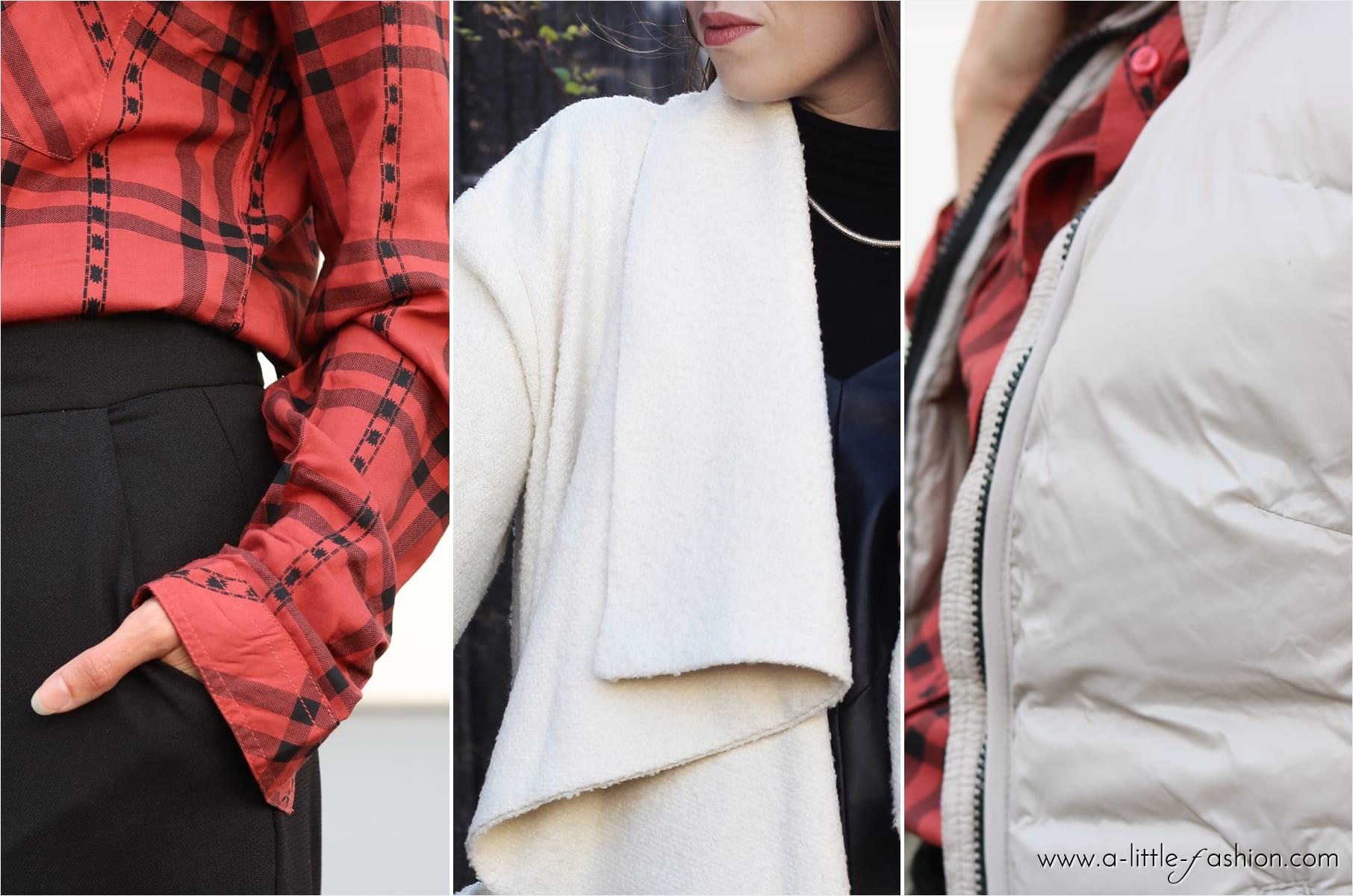 Herbst-Trends 2016 | Samt, Strick, Rot, Karo, Daunenjacken u.v.m. | A Litle Fashion