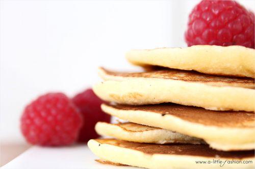 Pancakes Grundrezept
