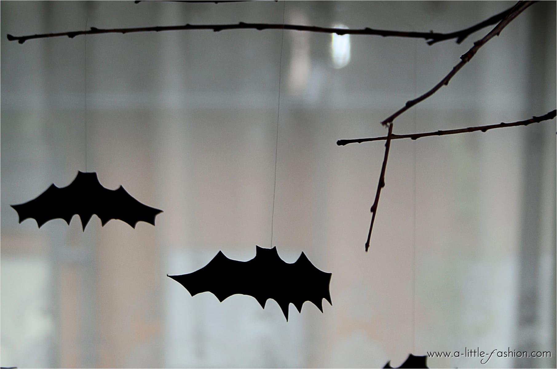 Dekorieren für Halloween mit einfachen Mitteln