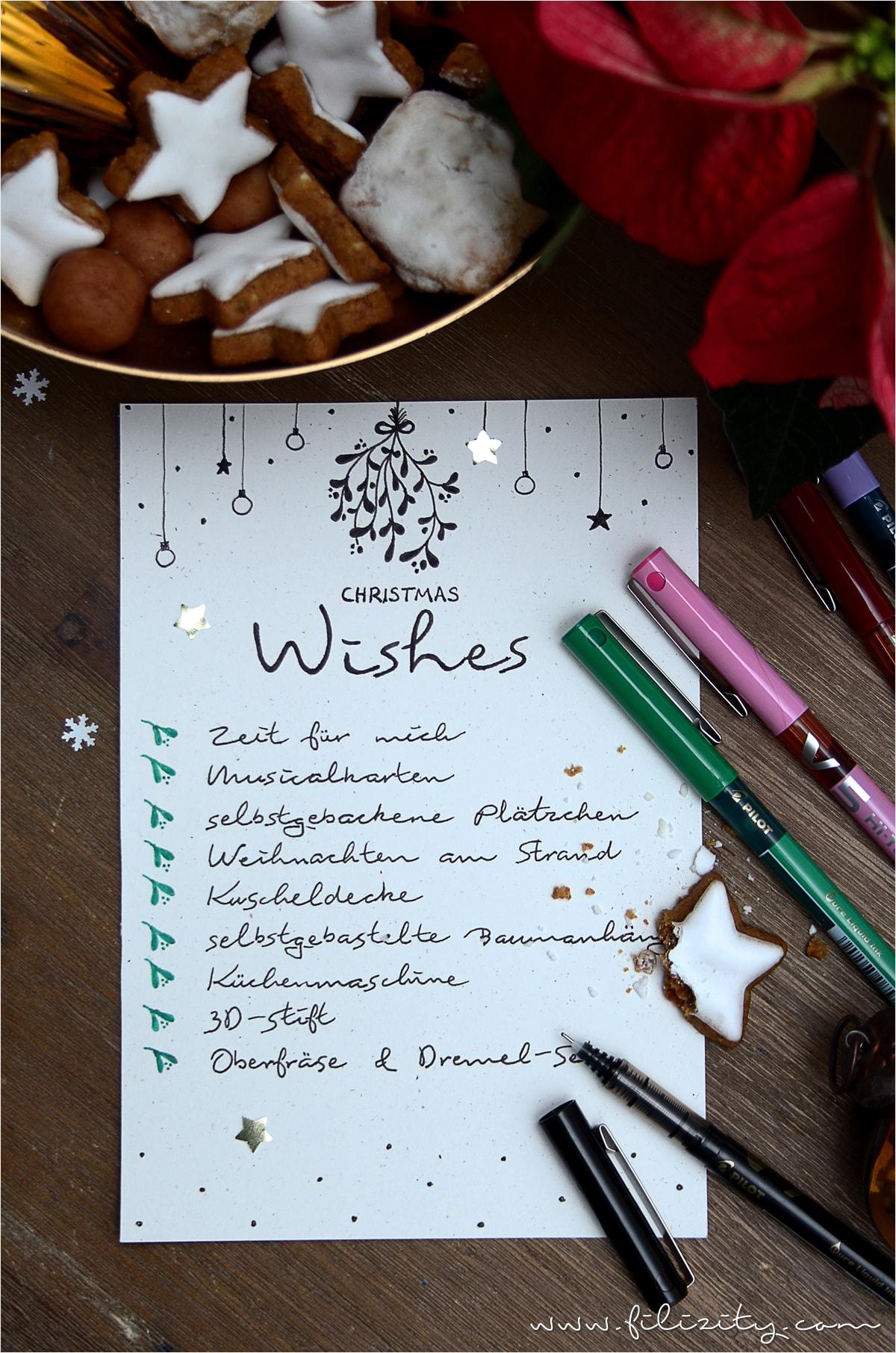Geschenkideen liste