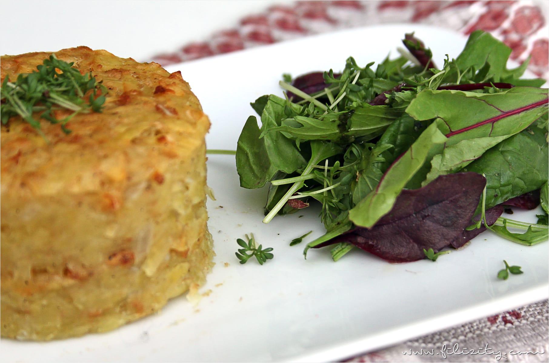 Regionales Kochen: Rezept für rheinischen Döppekuchen