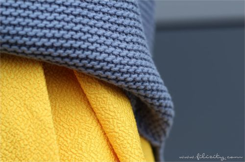 [Outfit] Gegen Wintergrau: Sonnengelb