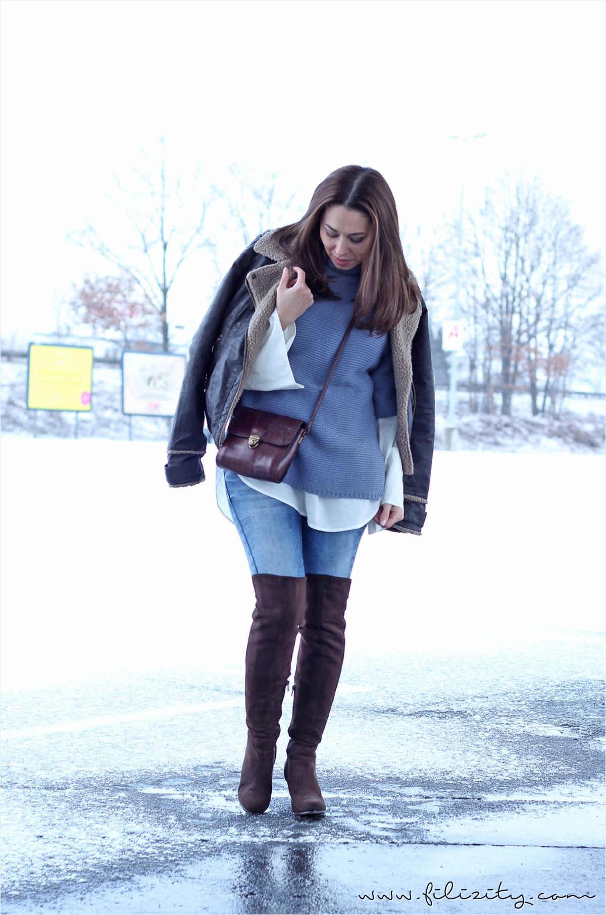 Outfit mit Layering: So meistert ihr den Lagenlook