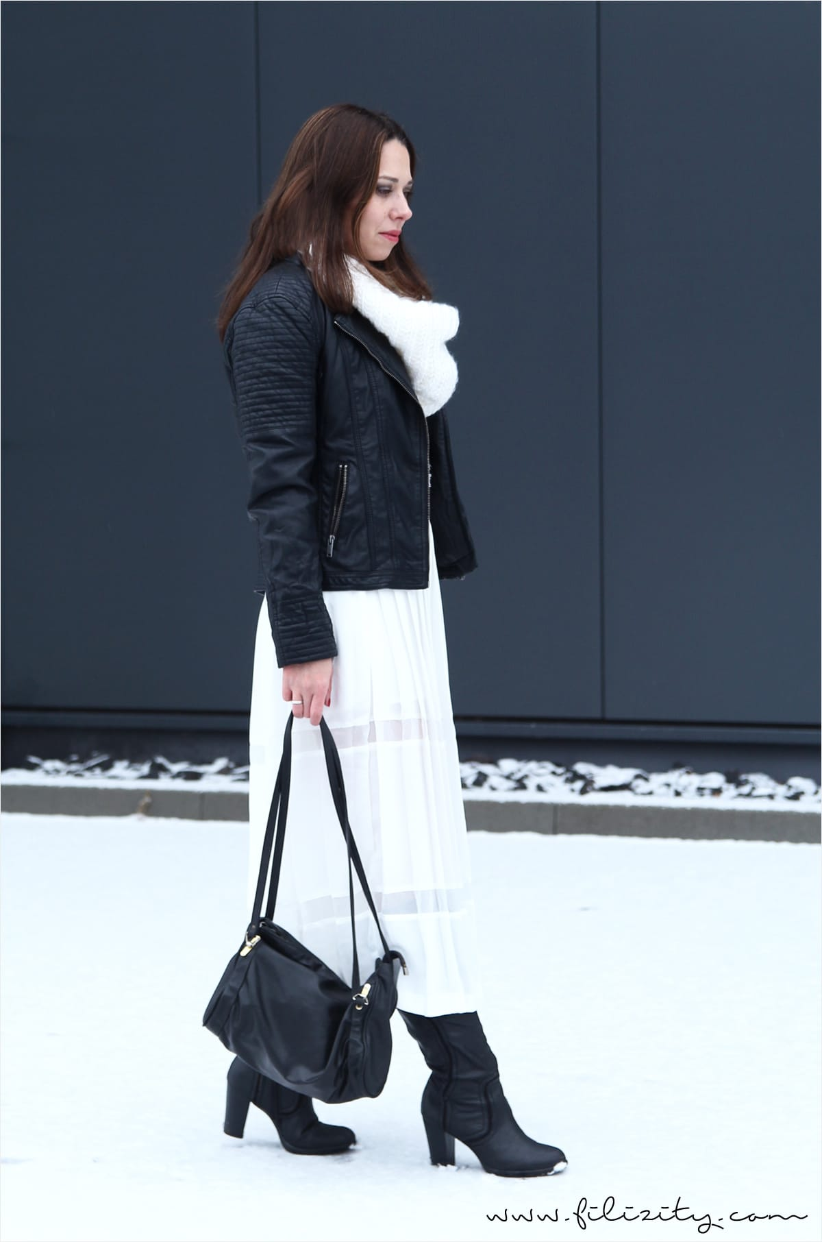 Culotte im Winter: Styling-Tipps