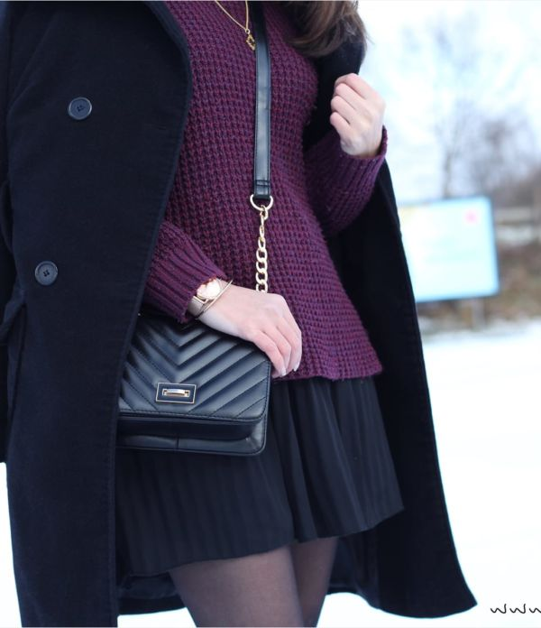 Röcke im Winter: Styling-Tipps