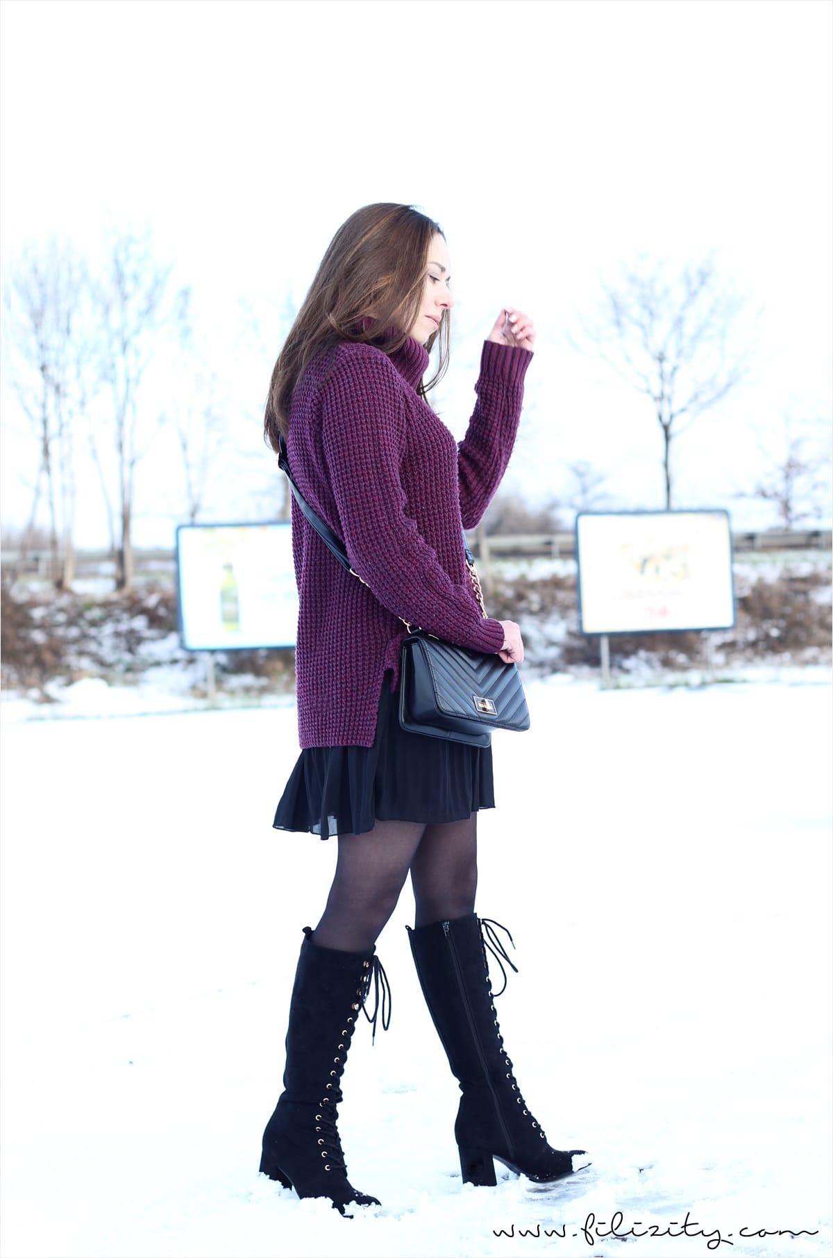 Röcke im Winter: Styling Tipps