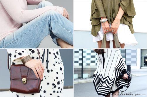 Outfit-Ideen für das ganze Jahr