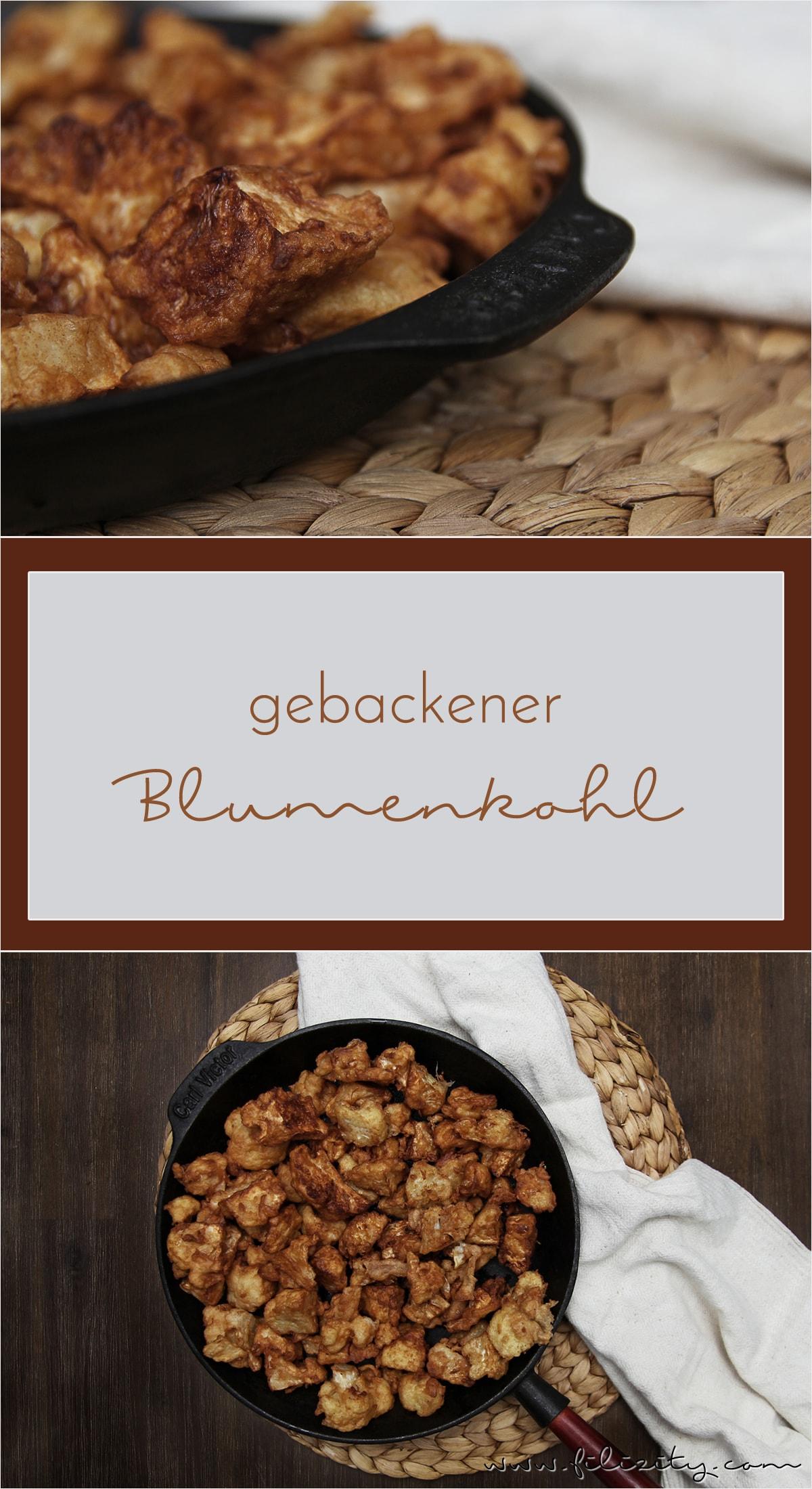 Rezept: Gebratener Blumenkohl