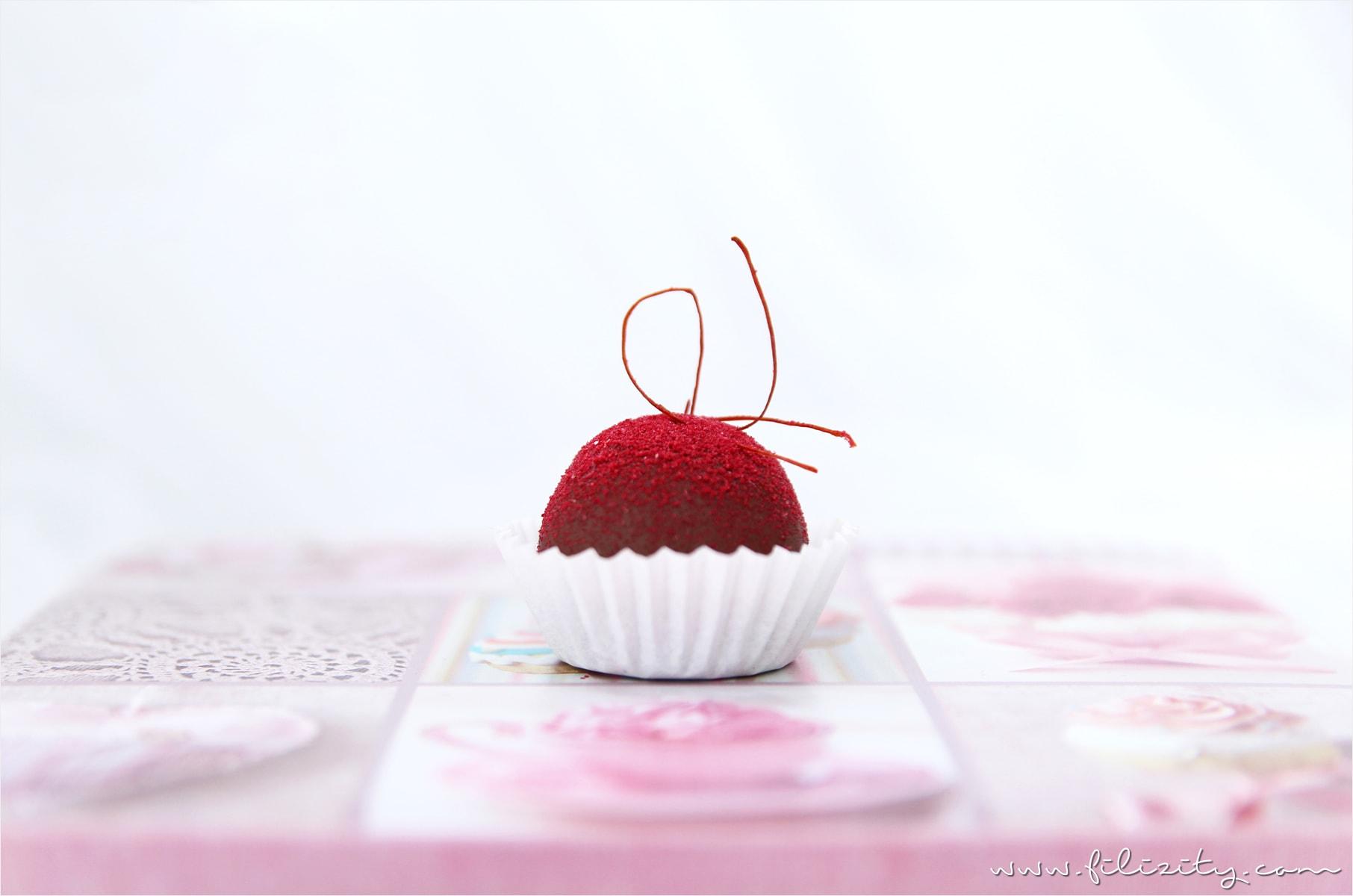 Himbeer-Pralinen: Schokoladige Liebesgeschenke mit Vitamix ...