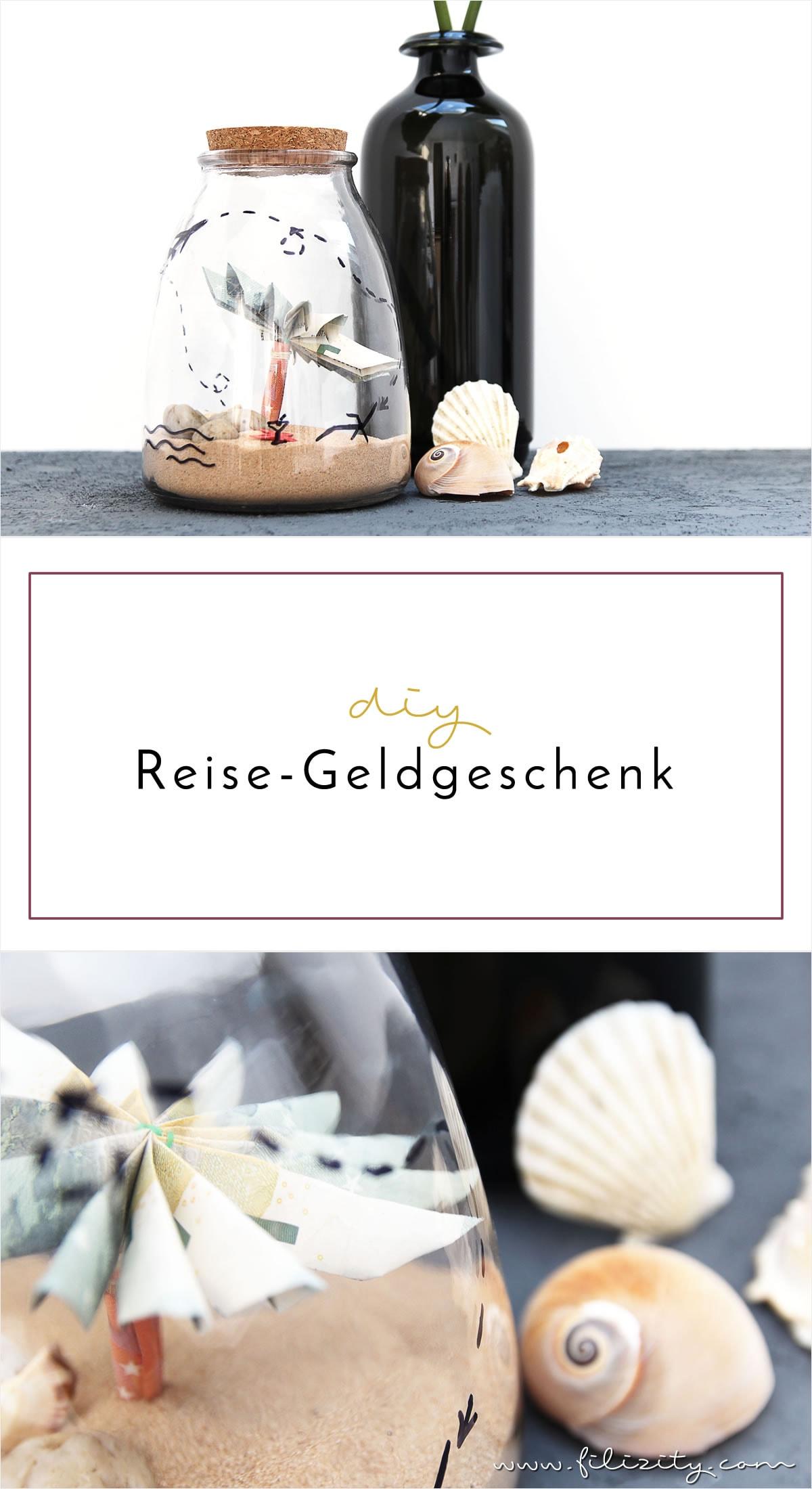 Kreative Verpackung Fur Reise Geldgeschenke Filizity Com