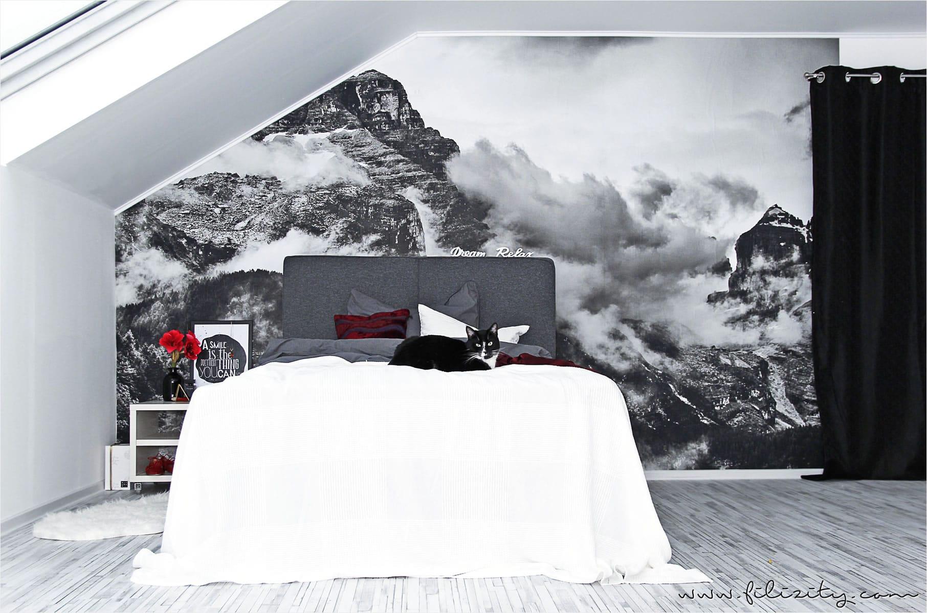 Interior-Update: Das Studio-Schlafzimmer