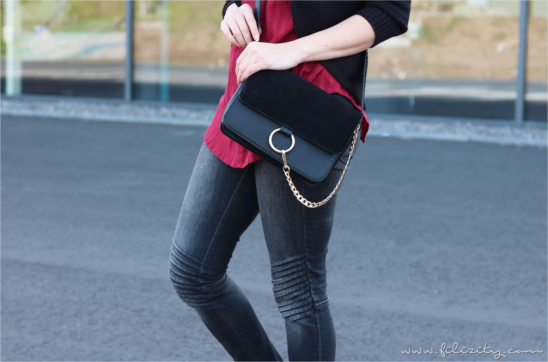 Biker-Jeans kombinieren  – So stylt ihr die Trend-Hose