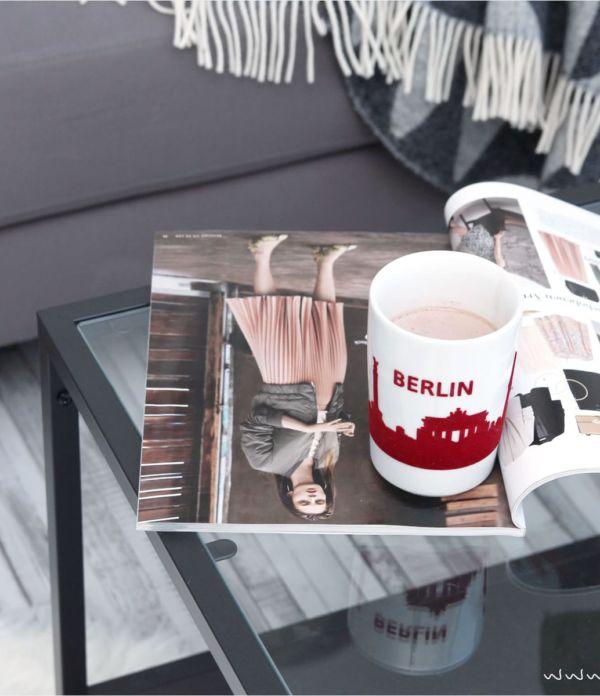 Interior-Update: Das Studio-Wohnzimmer
