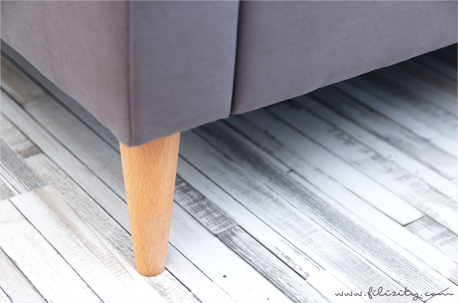 Interior-Update: Das Wohnzimmer im Blogger-Fotostudio