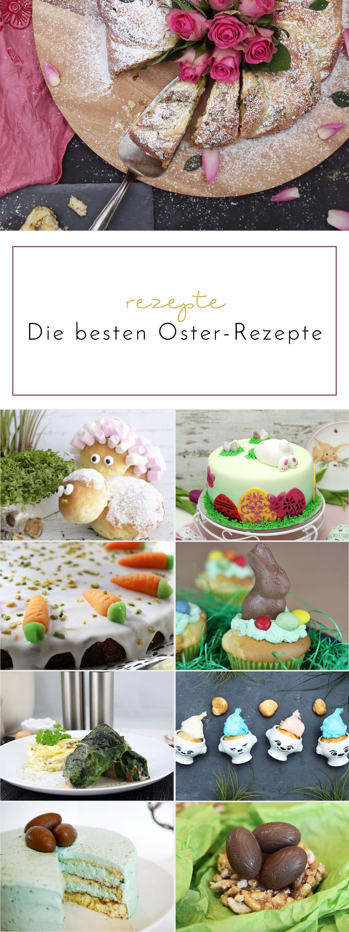 Die besten süßen und herzhaften Rezepte zu Ostern