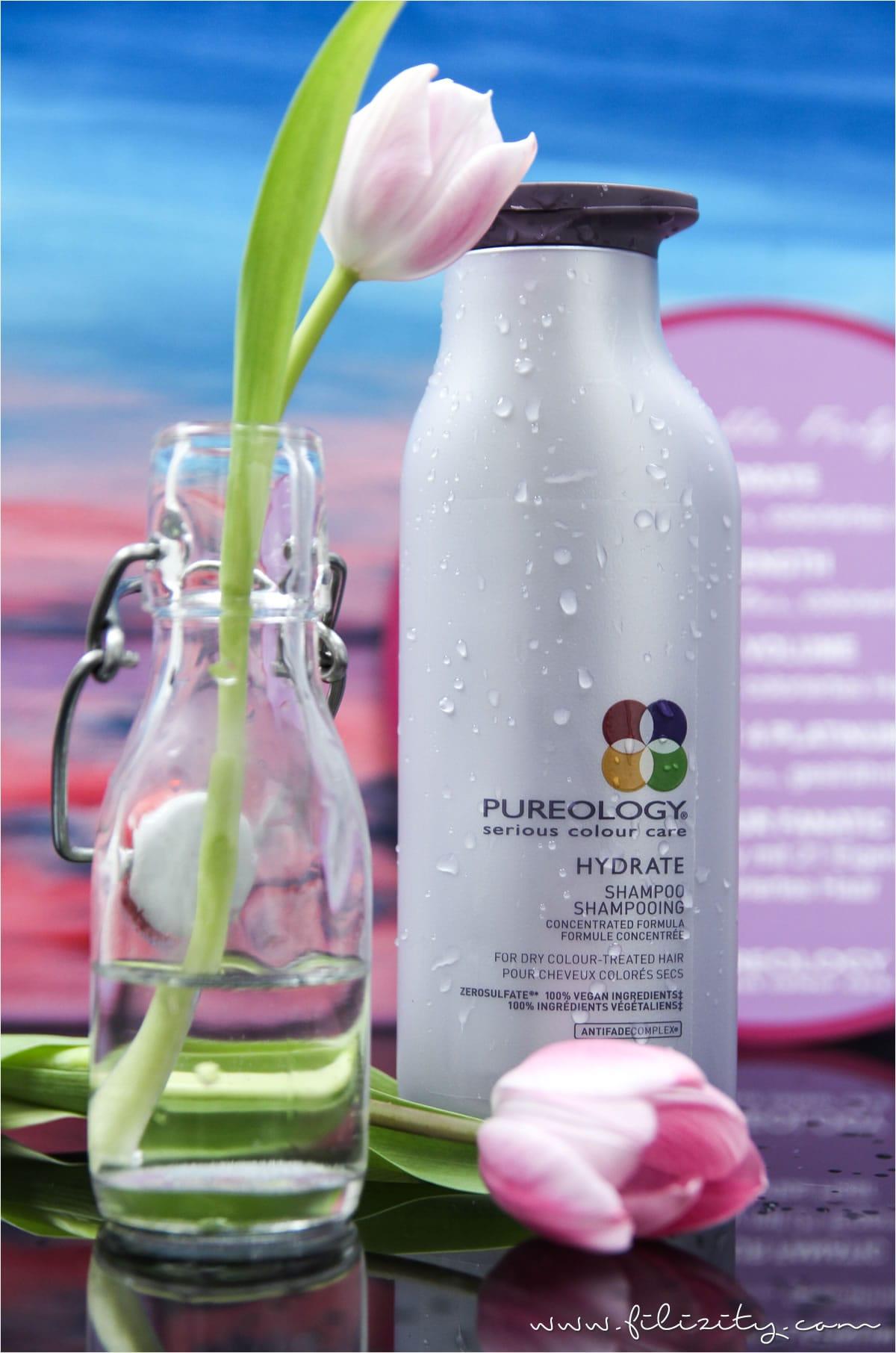 Pureology Hydrate – Vegane Feuchtigkeitspflege von L'Oréal für coloriertes Haar