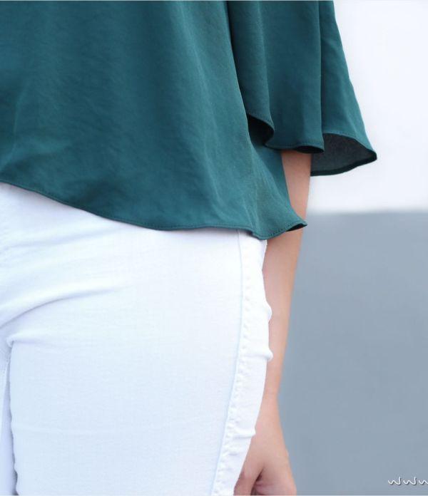 Weiße Jeans kombinieren – So stylst du den Denim-Trend