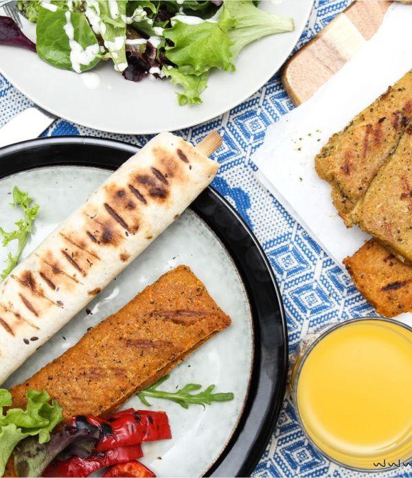 Vegetarisch grillen mit der Edeka Vegithek