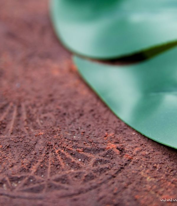 Rost-Effekt-Farbe / Patina selber machen