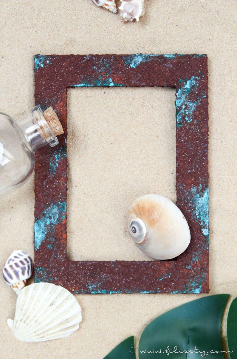 diy rost feffekt farbe rost patina f r eindrucksvolle. Black Bedroom Furniture Sets. Home Design Ideas
