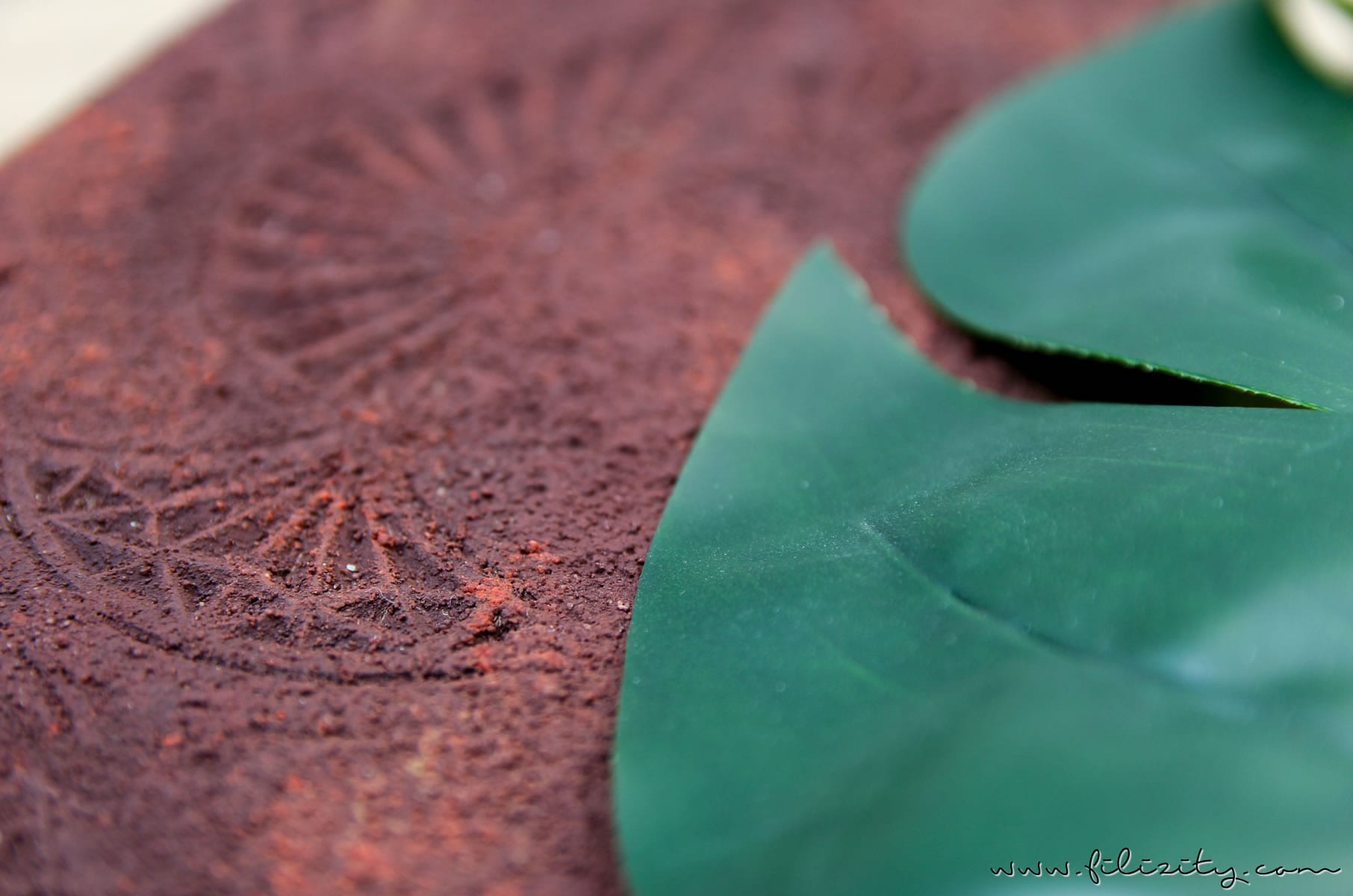 DIY: Rost-Effekt-Farbe / Patina selber machen