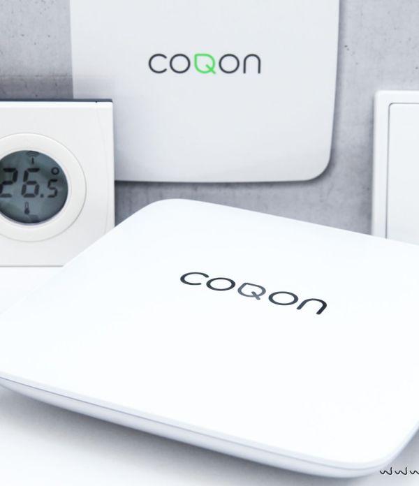 Intelligentes Wohnen mit COQON Smart Home