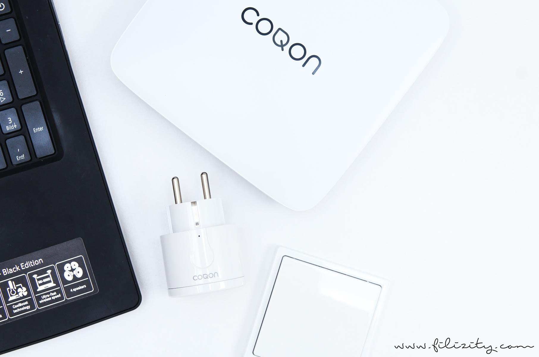 Einrichtung & Lifestyle: Intelligentes Wohnen und Arbeiten mit COQON Smart Home