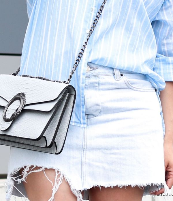 Jeansrock kombinieren  – So stylst du das Sommer-Must-Have