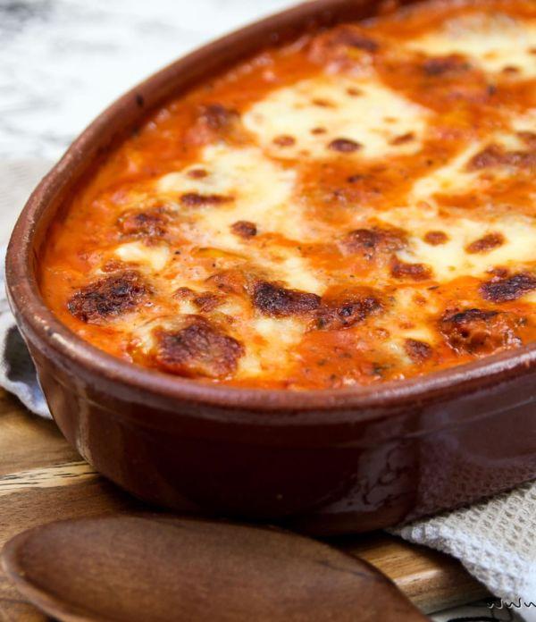 Hackbällchen Toskana (vegetarisch oder mit Fleisch)