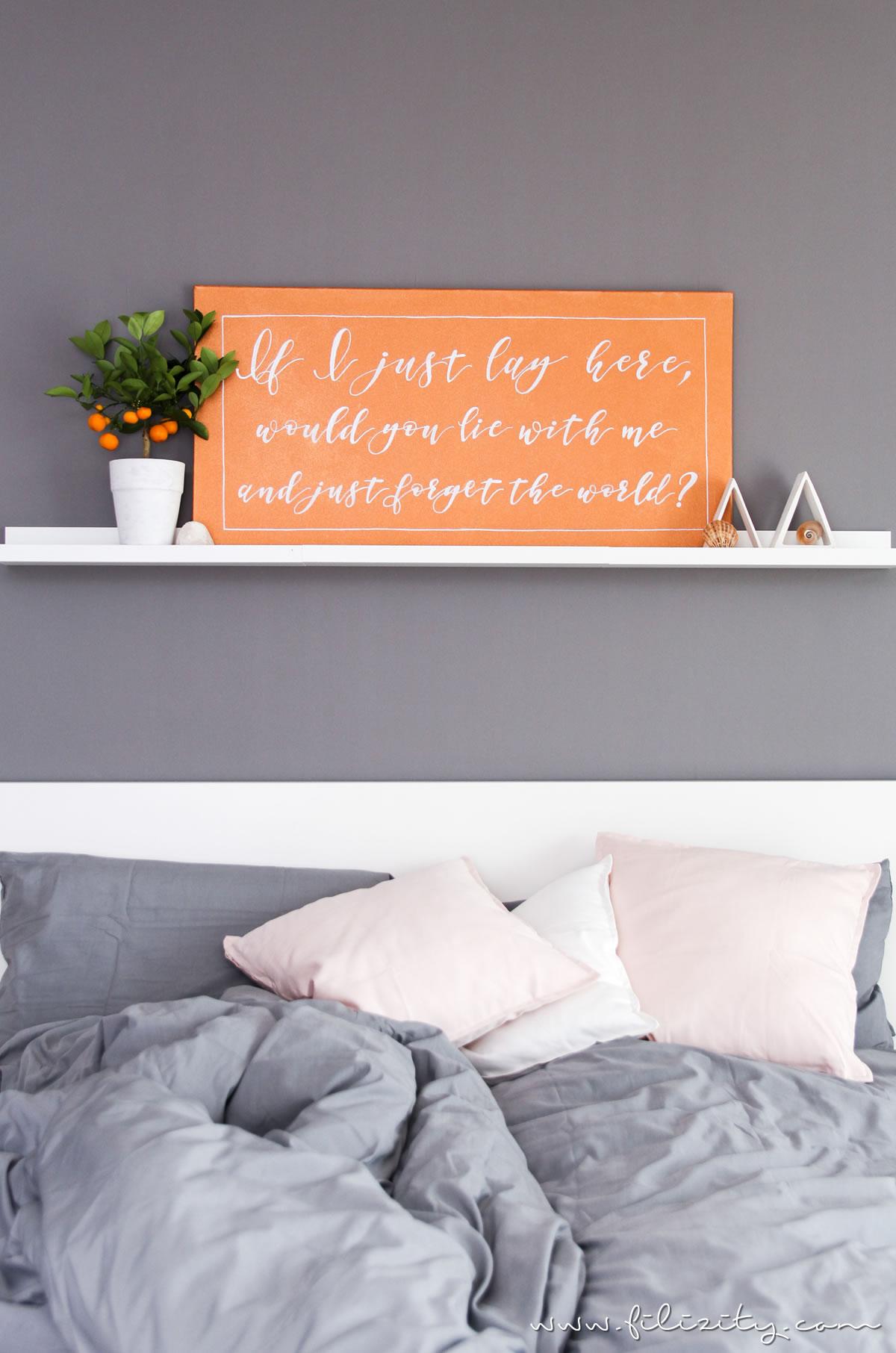 Excellent Wanddeko Leinwand Mit Quotes Ein Persnliches Highlight Fr Dein  Zuhause With Fotos Auf Leinwand Kleben