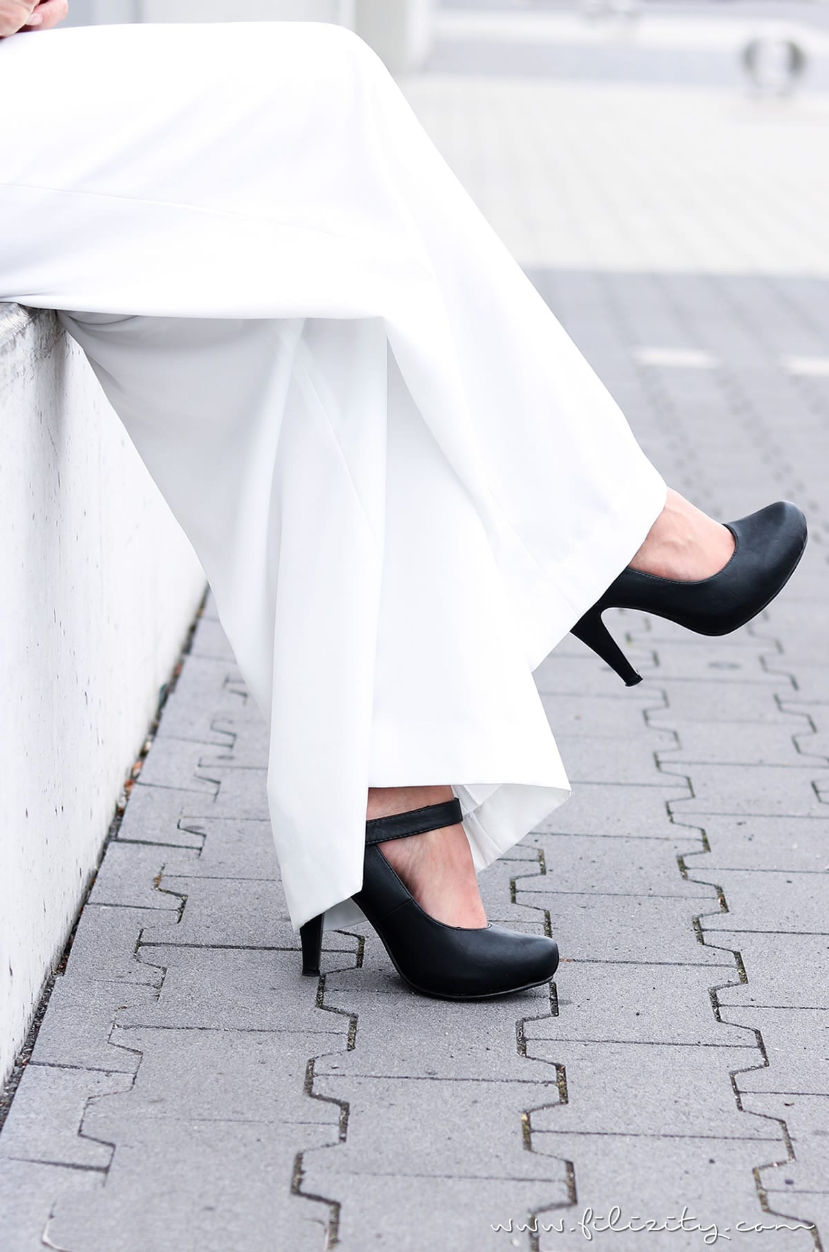Outfit in Weiß – So rockst du den All-over-white-Look!