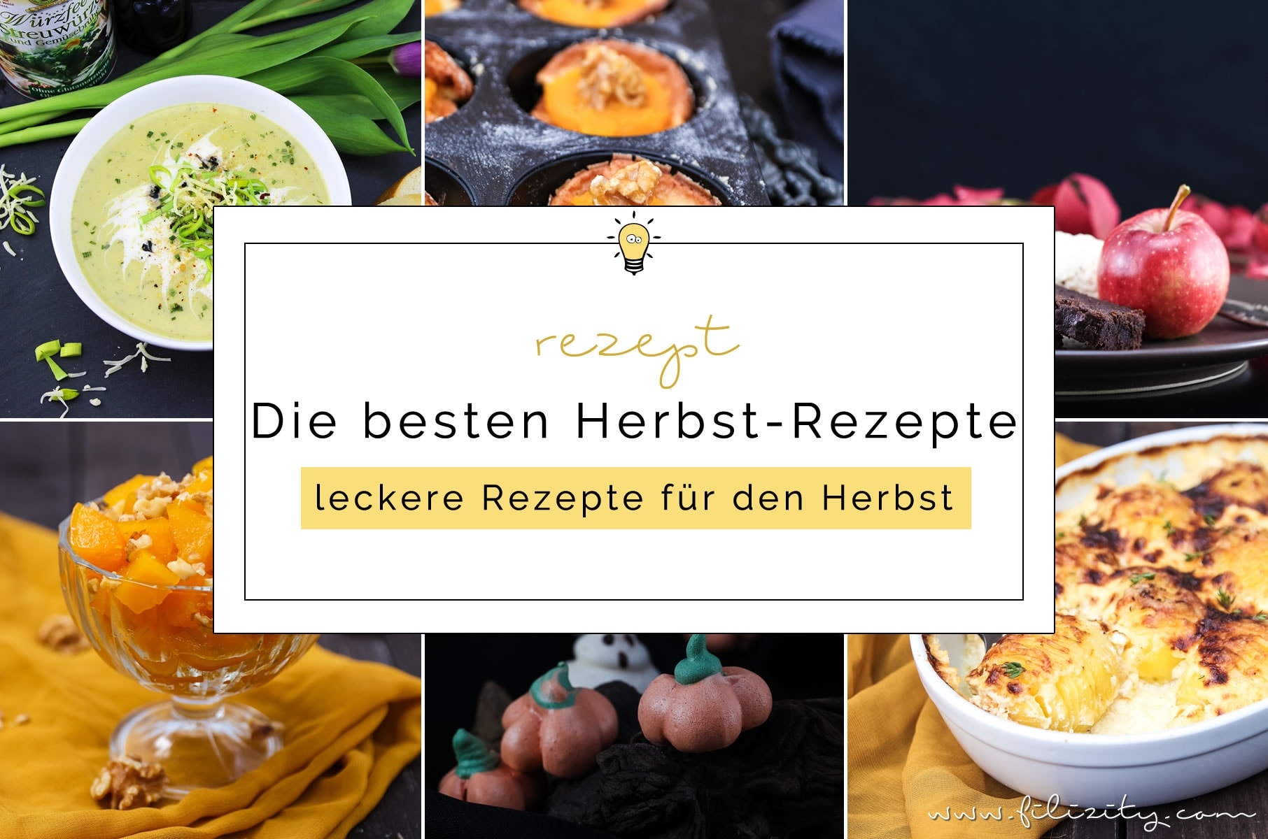 Die Besten Herbst Rezepte Filizitycom Food Blog Aus Koblenz