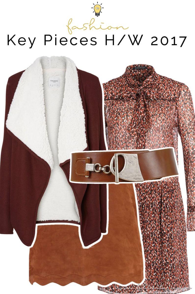 Kleider trends winter 2017