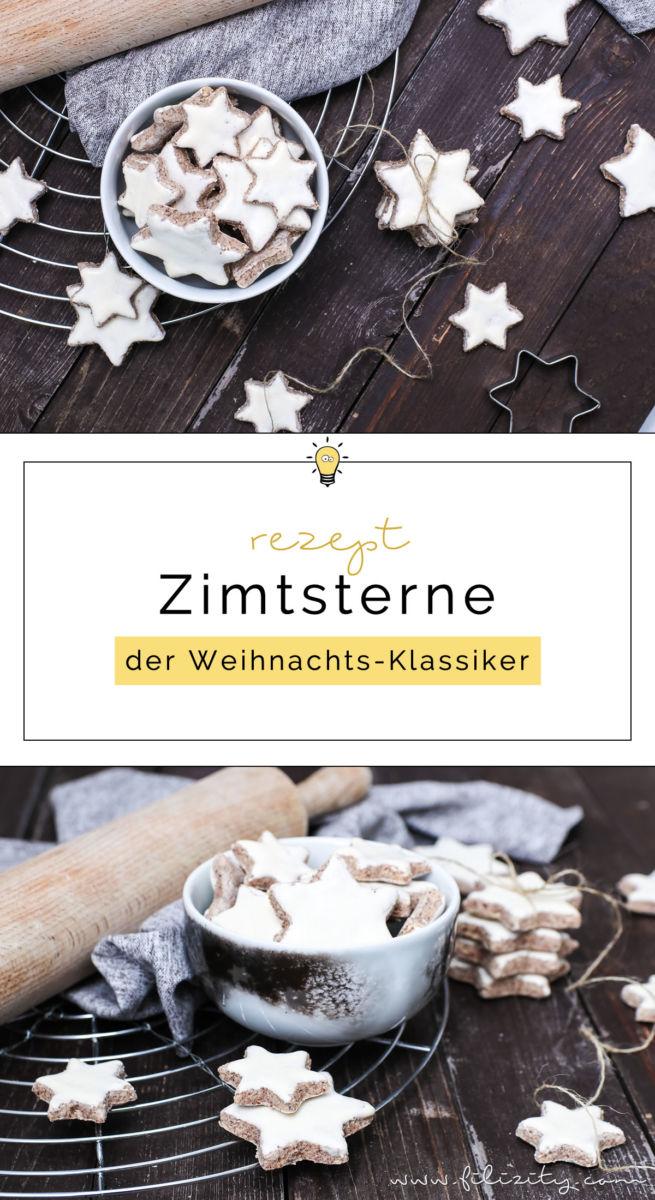 Cinnamon Stars (Zimtsterne) German Christmas Cookies