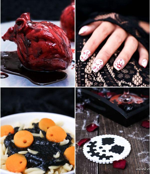 Die besten Halloween Ideen – Rezepte, DIY, Beauty & mehr