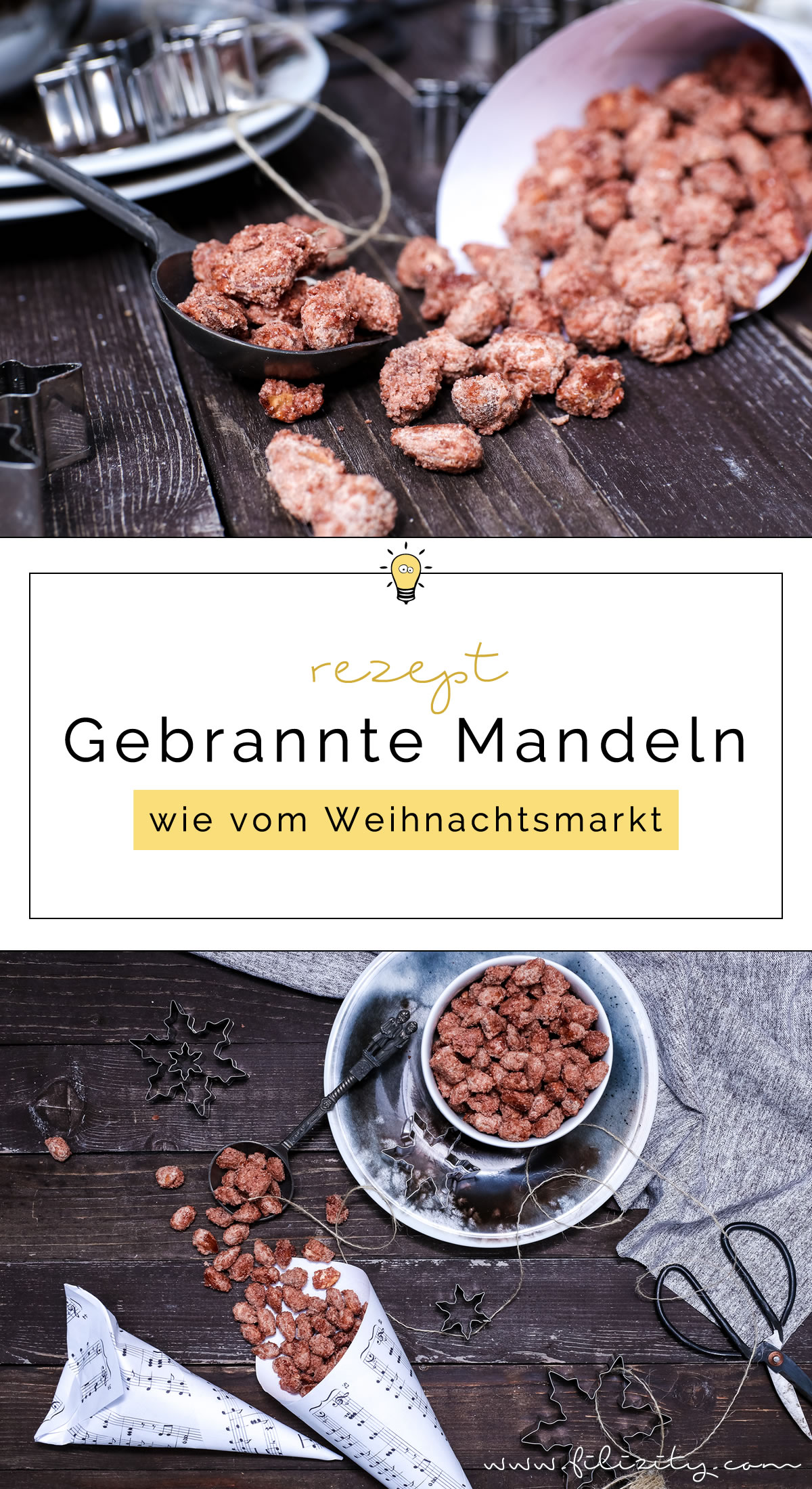 gebrannte mandeln wie vom weihnachtsmarkt food blog aus dem rheinland. Black Bedroom Furniture Sets. Home Design Ideas