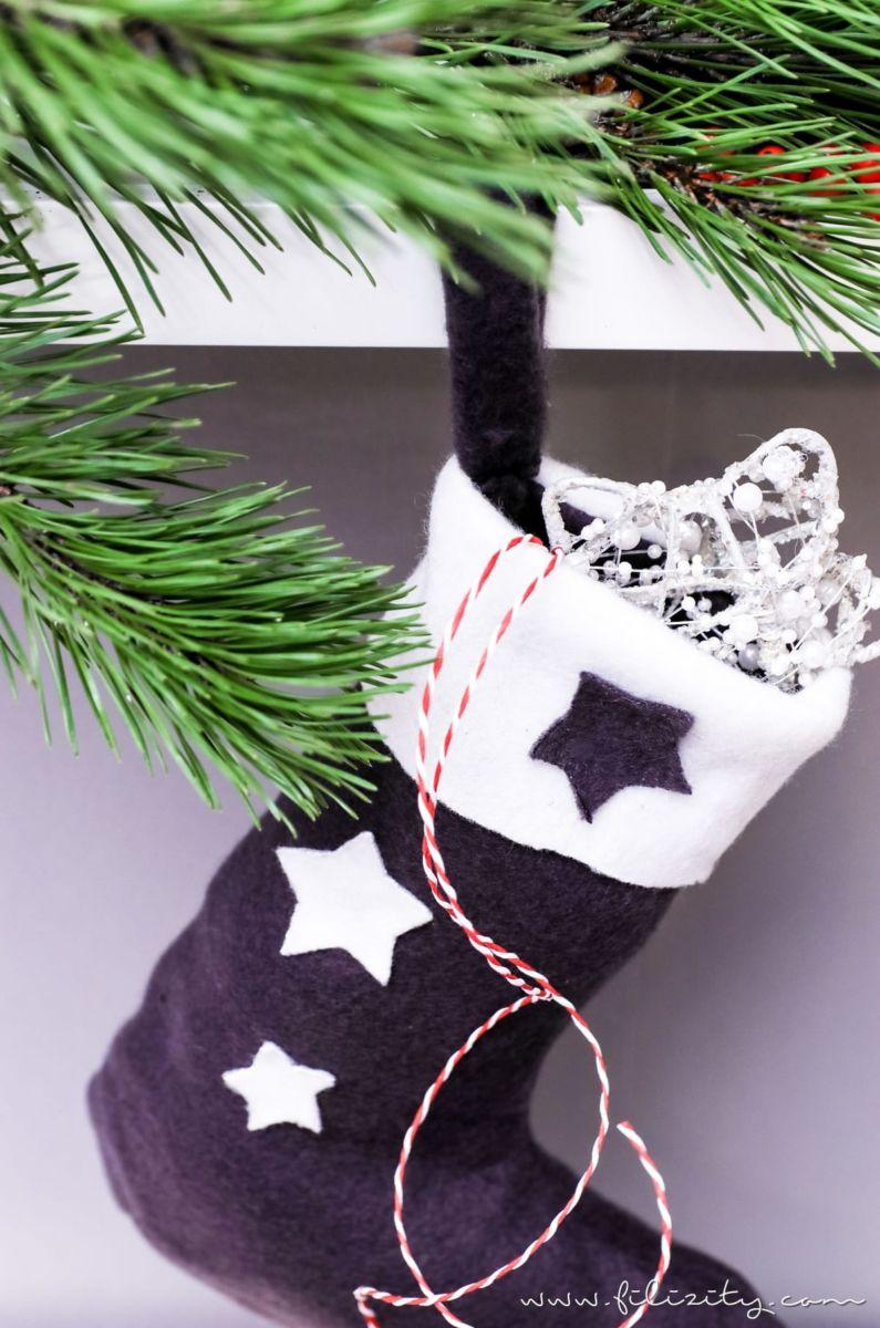 vorfreude auf nikolaus und weihnachten mit dieser schritt f r schritt anleitung kannst du dir. Black Bedroom Furniture Sets. Home Design Ideas