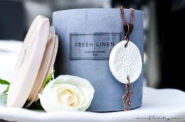 Schmuck selber machen: DIY Halskette mit Katporzellan-Anhänger - perfekt als Geschenkidee | Filizitiy.com | DIY-Blog aus dem Rheinland #kaltporzellan #boho